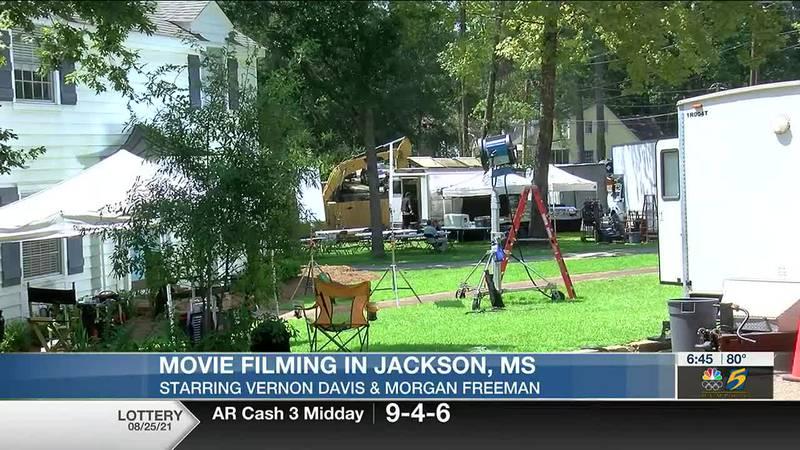 Morgan Freeman movie filmed in Mississippi