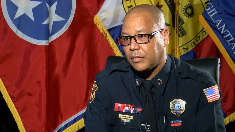 Former MPD Director Mike Rallings