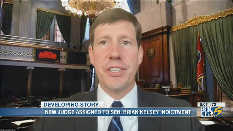 Sen. Brian Kelsey indicted, steps down from Senate Education Committee chair