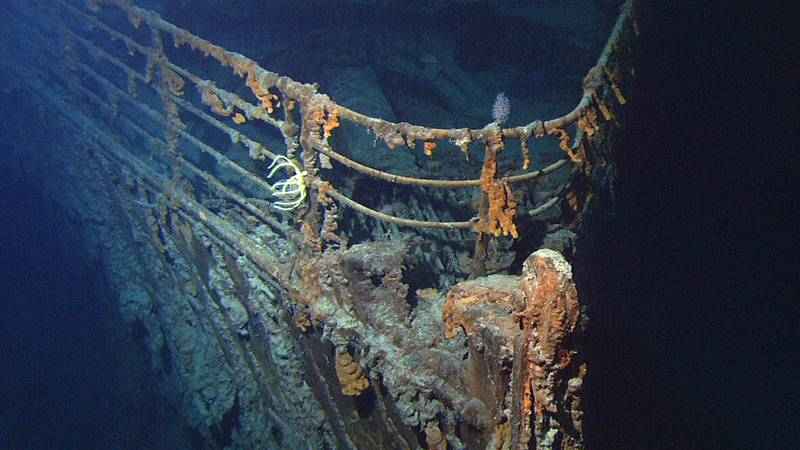 A team led by Robert Ballard explored the RMS Titanic wreckage more than 100 years after it...