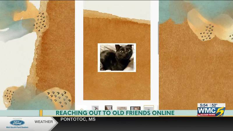 Bluff City Life: Reaching out to old friends online