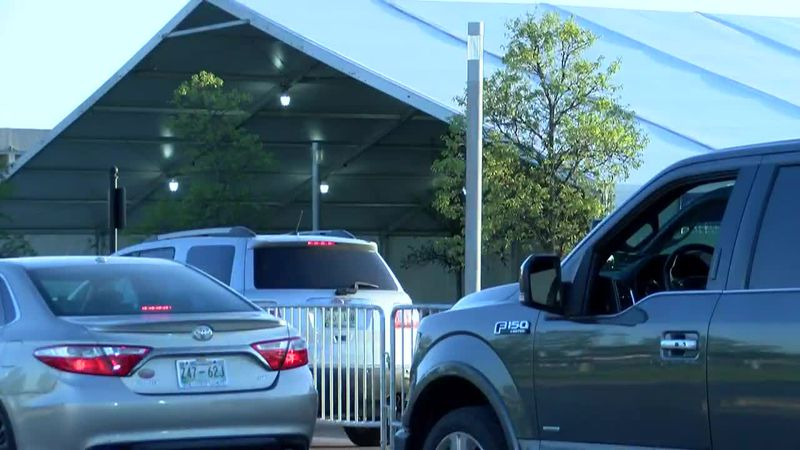 Memphis mass vaccination site offering drive-up hours this week without appointments