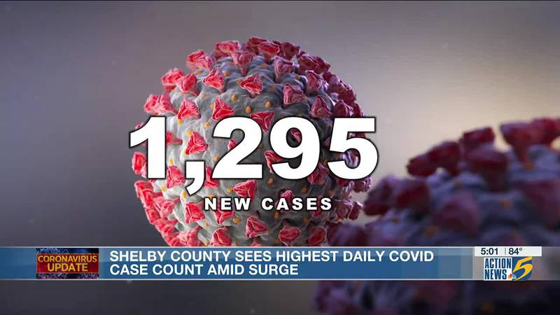Shelby County Covid Numbers