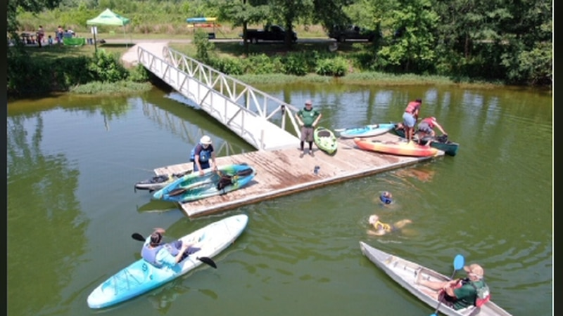 Wolf River Conservancy has several free outdoor programs for families