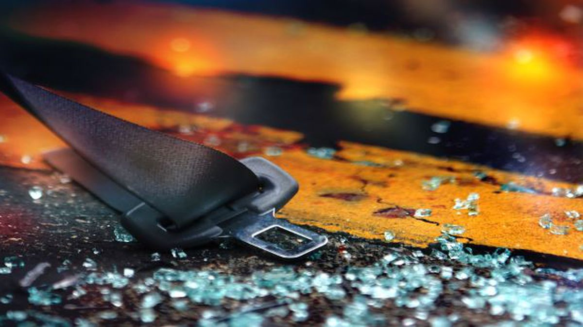 Troopers say both drivers were killed in separate crashes on Highway 6 near Hempstead after...