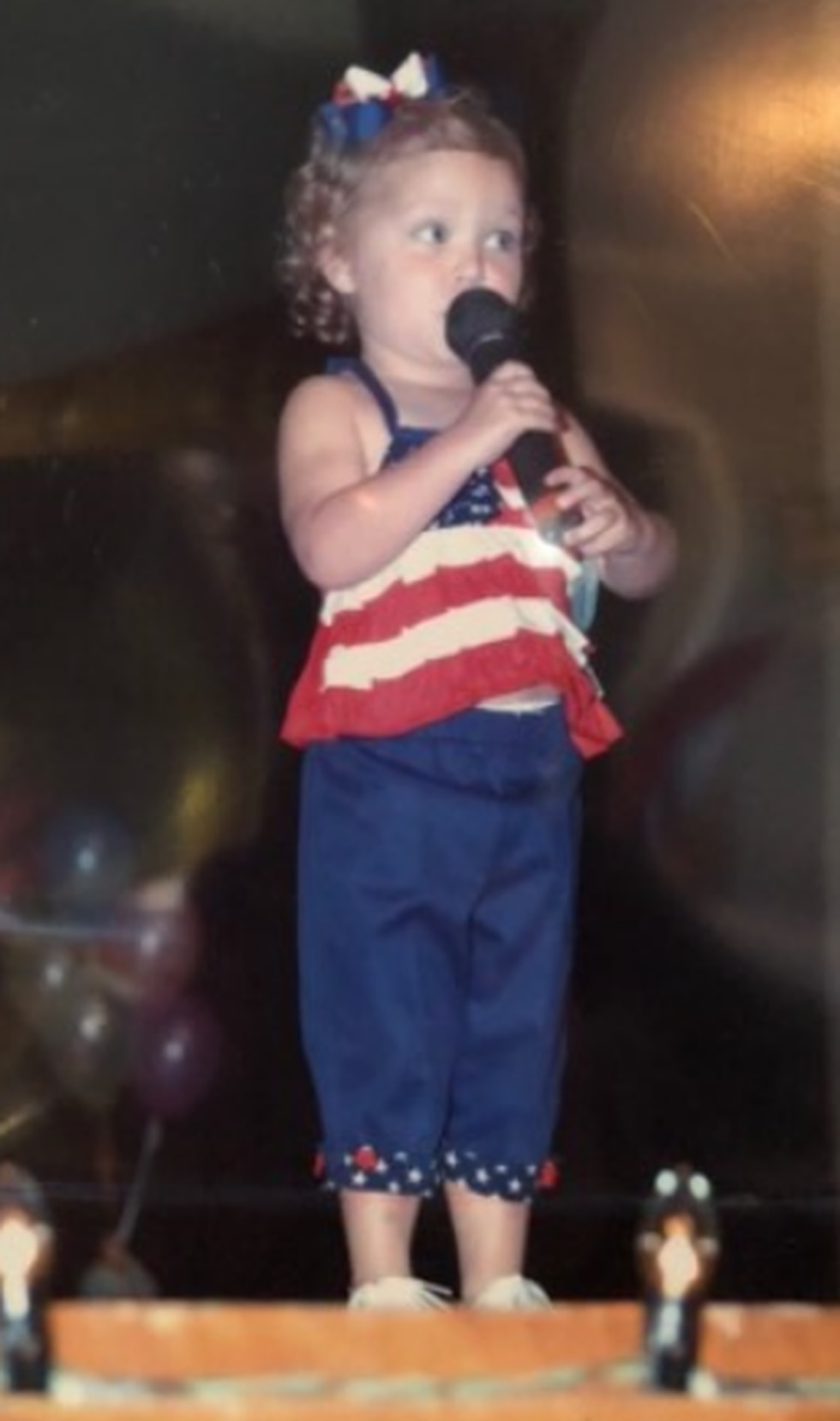 Marybeth grew up with a stutter. That is, until her parents heard her singing and realized that...