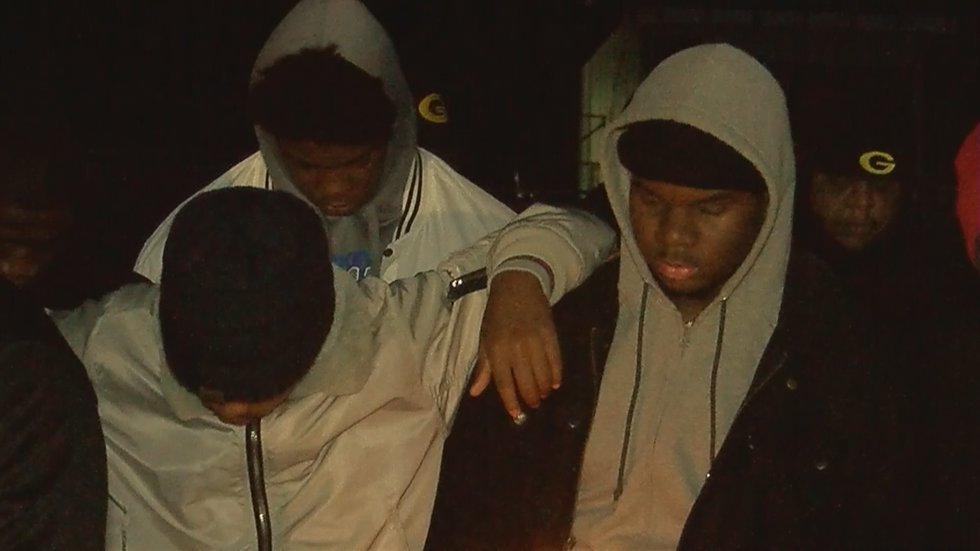 A vigil was held Sunday to celebrate the life of Jeremiah Williams. Source: WLBT