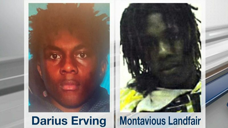 Deputies say Erving and Landfair shot and killed a man who went to Holmes County to purchase an...