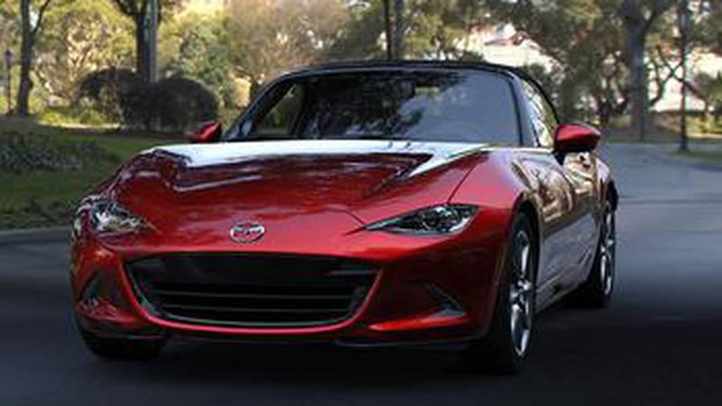 Mazda Miata MX-5 (Source: Mazda)