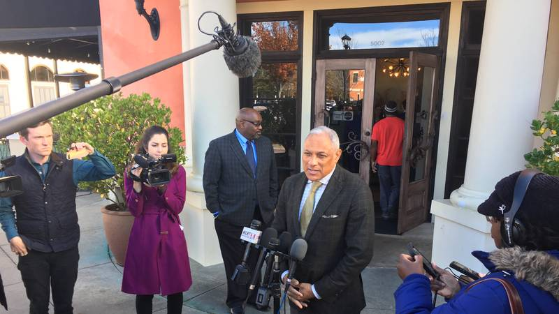 Mike Espy last day of campaigning