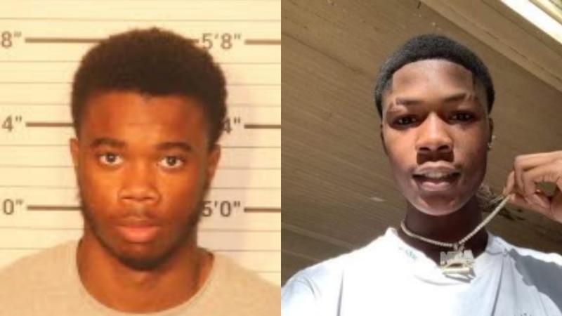 Pictured: Suspect Zavon Payne and victim Contario Sevion