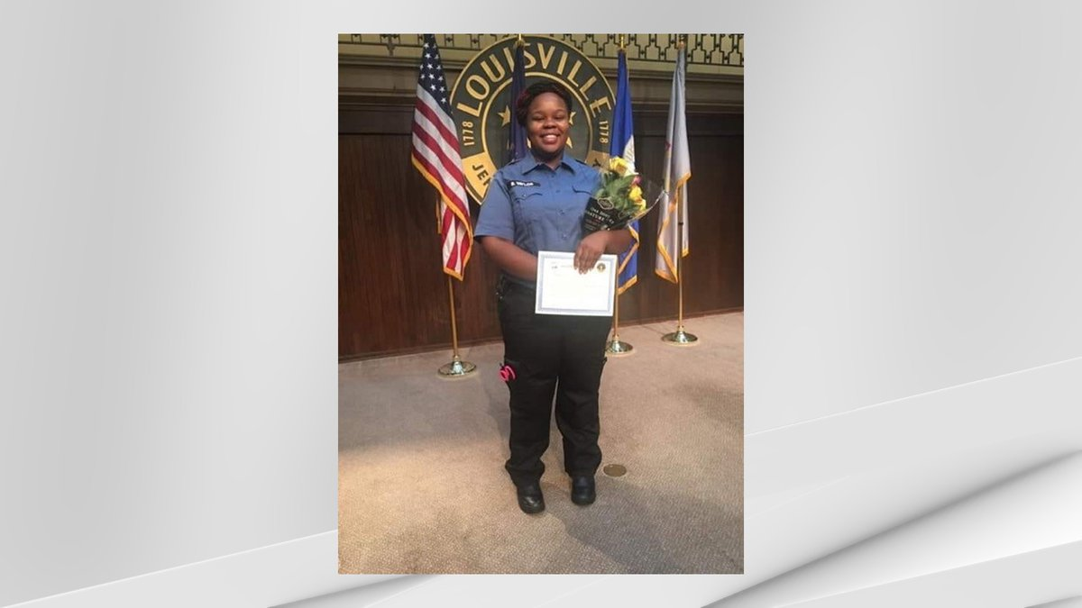 The Deputy Coroner confirmed that 26-year-old Breonna Taylor died from a gunshot wound early...