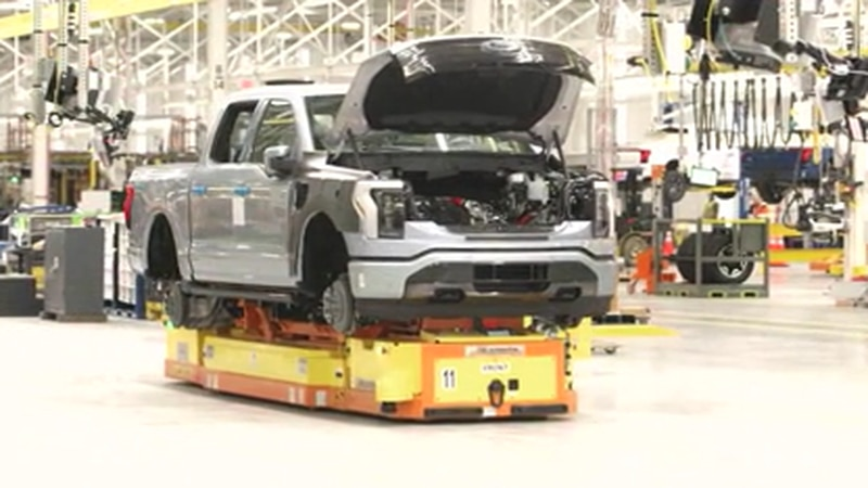 Ford selects Memphis regional site for $5.6B manufacturing plant