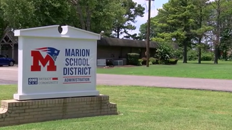 Over 100 Marion School District students quarantined after first week of school