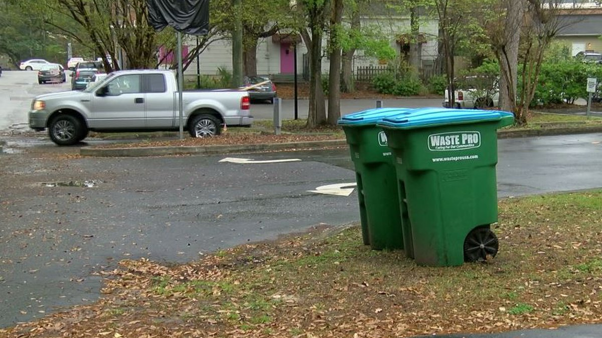 The town of Summerville will end its recycling contract with Waste Pro. (Source: Live 5)
