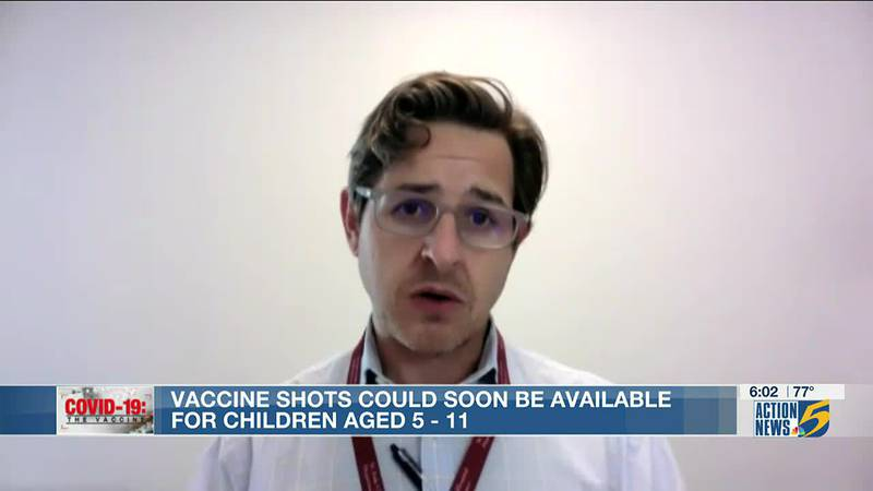 Memphis pediatricians prepare to administer COVID-19 vaccine for children ages 5 to 11 once...