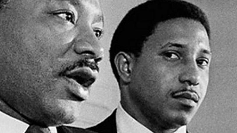 Dr. Bernard Lafayette Jr. worked with King and was with him just hours before his assassination...