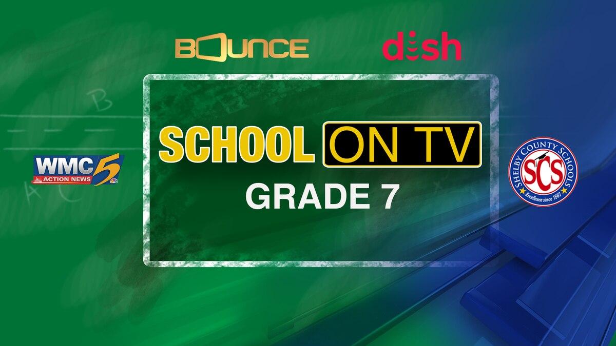 WMC/SCS School on TV