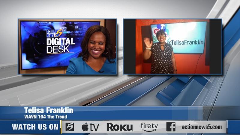 What's trending in Memphis with Action News 5′s Joy Redmond and WAVN's Telisa Franklin