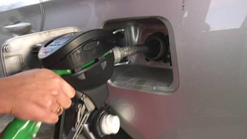 Pumping gas (FILE)