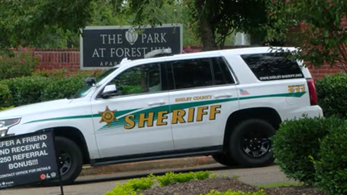 Shelby County Sheriff's Office investigating roughly 20 overnight vehicle break-ins
