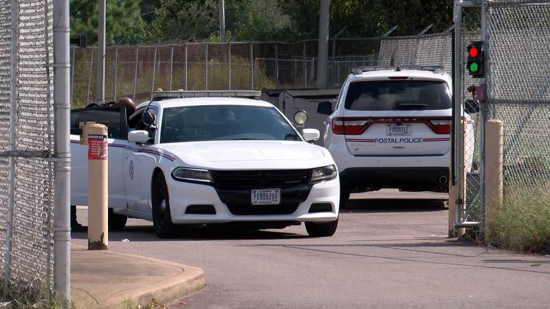 Postal police investigating Memphis post office shooting