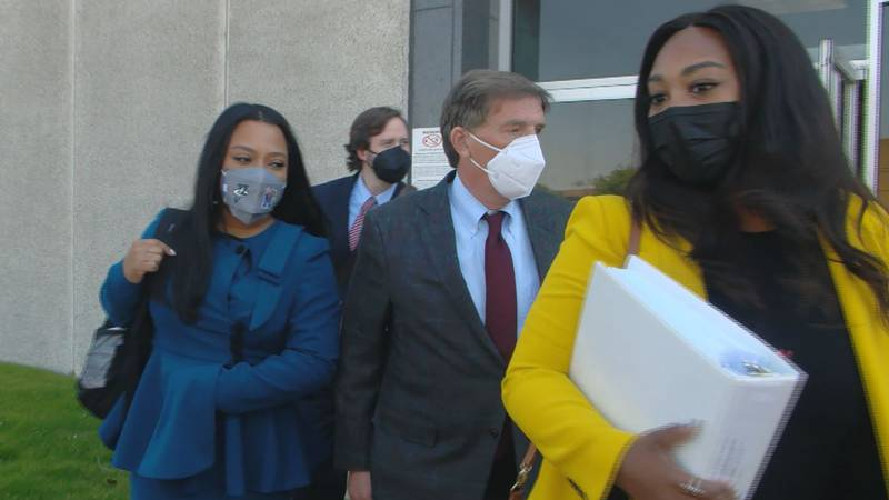 Tennessee State Senator Katrina Robinson begins week 3 of trial, now facing only 5 counts of...
