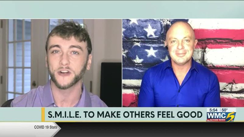 Bluff City Life - S.M.I.L.E. to make others feel good