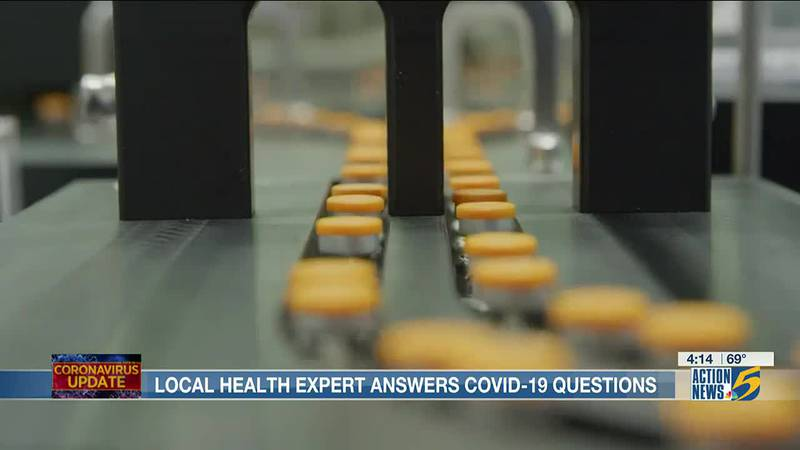 Mid-South health expert talks pediatric vaccination and COVID-19 during winter months