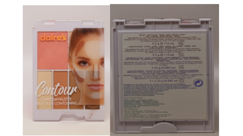 HEALTH & FITNESS FDA warns Claire's makeup may contain asbestos Ad Duration00:00 Pause Current...