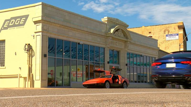 Edge Motor Museum