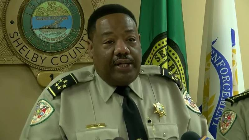 Shelby County Sheriff Floyd Bonner