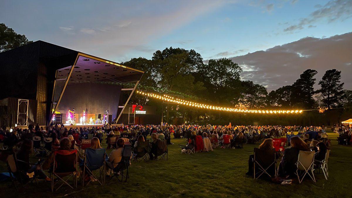 June events at the Memphis Botanic Gardens