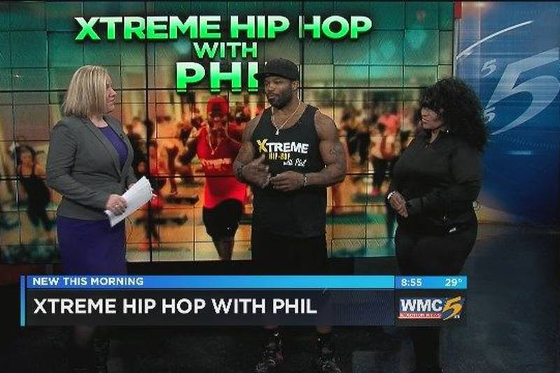 WATCH: Xtreme Hip Hop with Phil interview