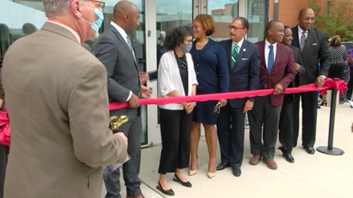 Shelby County Healthy Department opens new headquarters