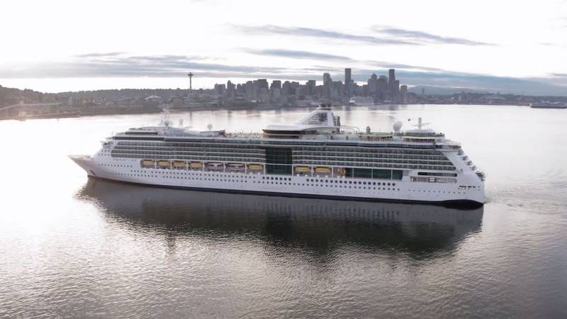 """Passengers on Royal Caribbean's """"Ultimate World Cruise"""" will visit more than 150 destinations..."""