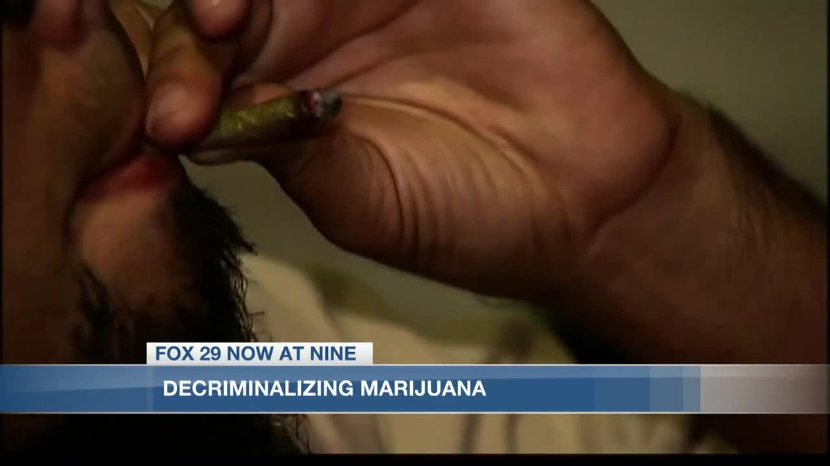 Louisiana State Representatives have passed a measure which would make possessing 14 grams or...