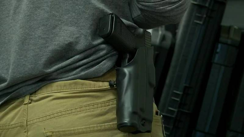 Permitless Carry Passes