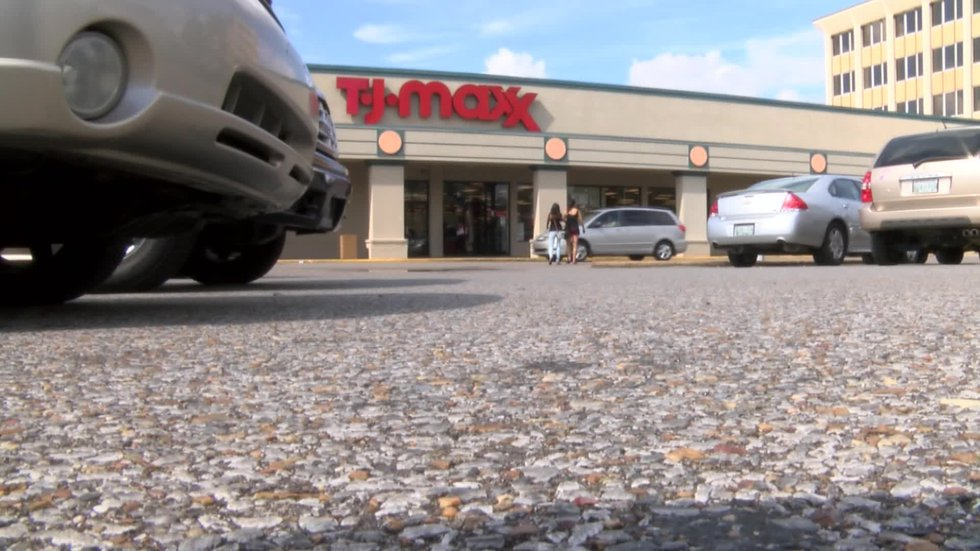 According to police, one of the shoplifters threatened to give the security guard AIDS. (WMC...