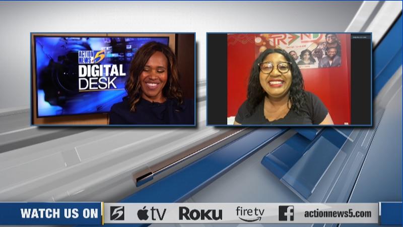 What's trending in Memphis with Action News Five's Joy Redmond & WAVN's Telisa Franklin