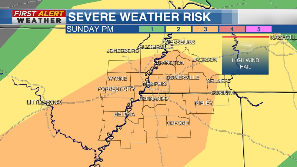 Enhanced Risk (3 out of 5)