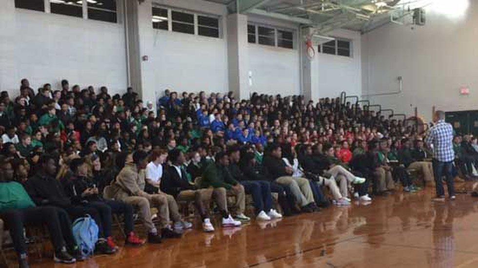 Bolivar Middle School (SOURCE: WMC Action News 5)