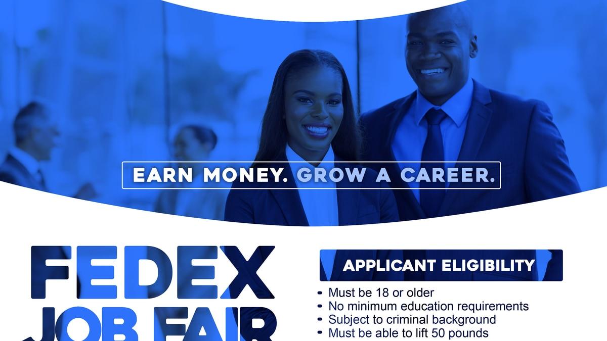 FedEx Job Fair