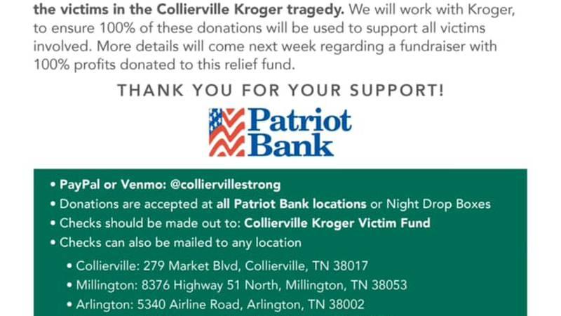 Collierville Relief Fund