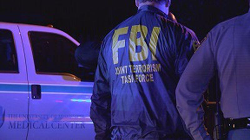 Jackson Police, MHP, the FBI and UMMC Police respond to shooting. (SOURCE: WLBT)