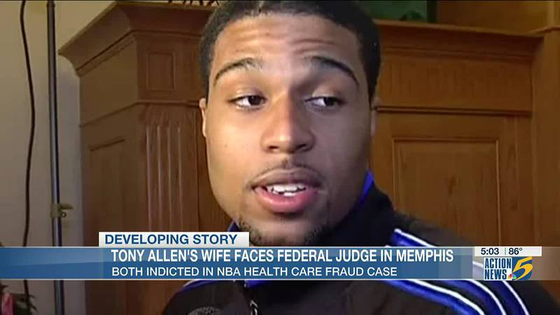 """""""It's a complicated, factually driven case"""" says attorney defending former NBA player Tony..."""