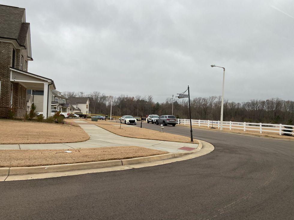 Death investigation underway in Arlington