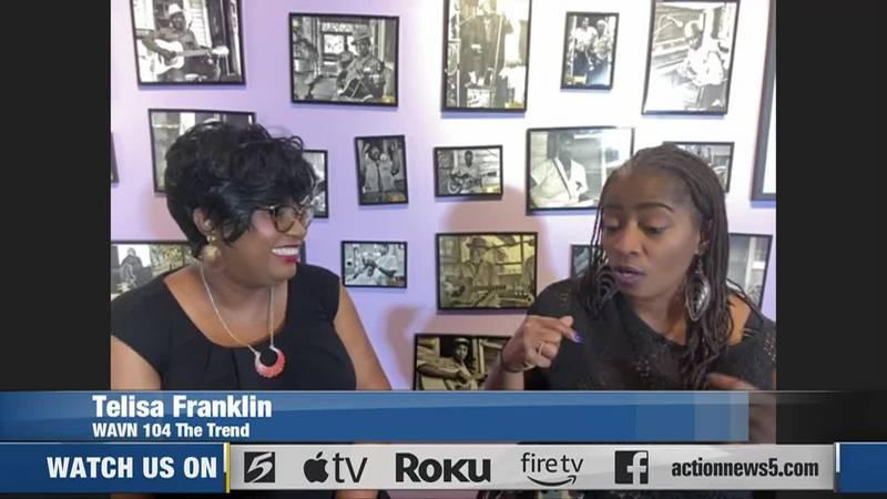 WAVN's Telisa Franklin highlights concert fundraiser benefiting SisterReach