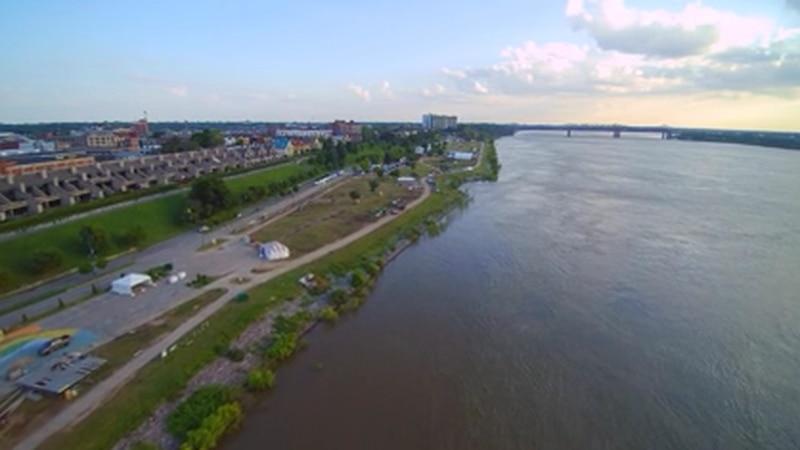 Concerns arise over parking in new Tom Lee Park design in Memphis