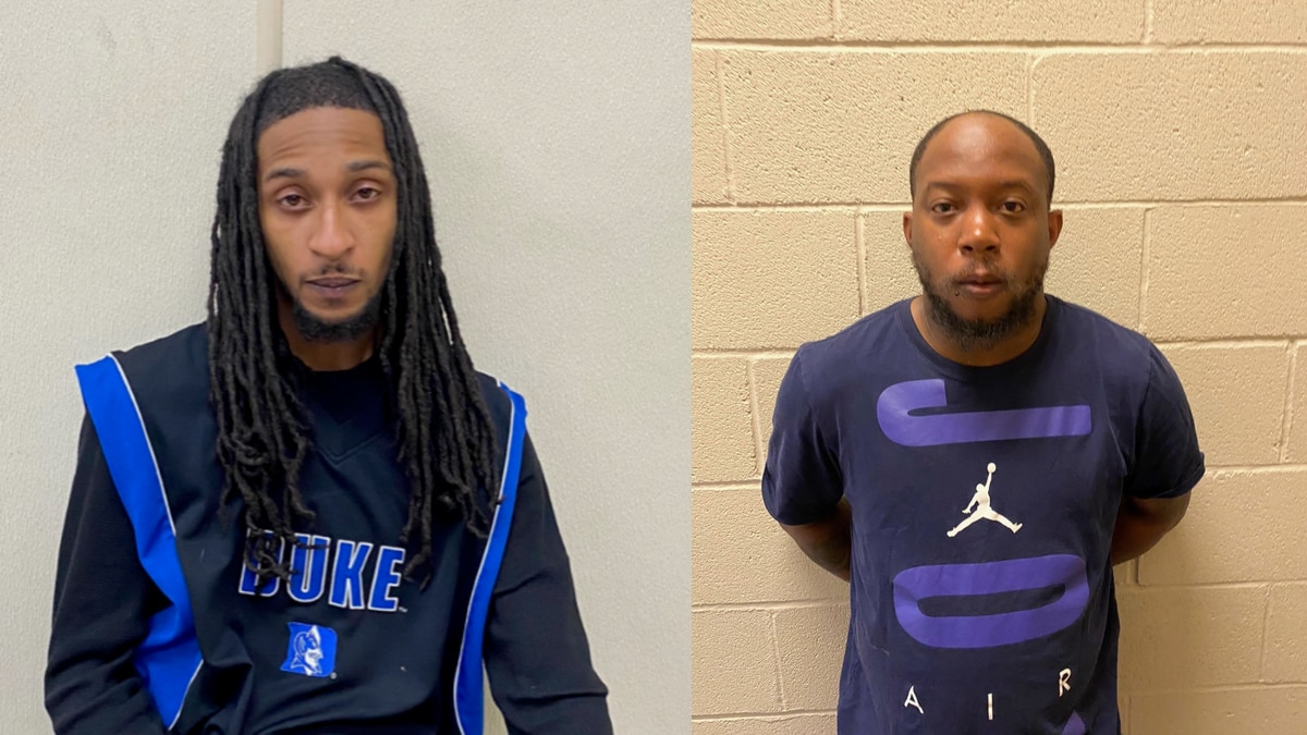 Joel Bradley, 33 and Marshall Moore, 31 are charged with the offense of conspiracy to commit...